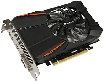 Gigabyte GeForce GTX 1050 D5 NVIDIA 2GB - Tarjeta gráfica ...