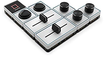 Palette Gear Palette Aluminum Expert Control Surface Kit, Includes Core Module Add-On, 3x Dial Module Add-On, 2x Slider Module Add-On, 2x Button Module Add-On