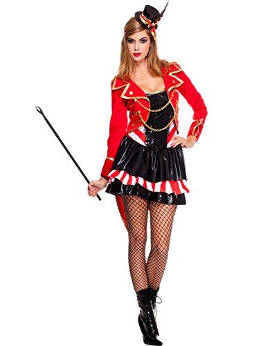 Rave Wonderland Women's Ravishing Circus Ringmaster Medium