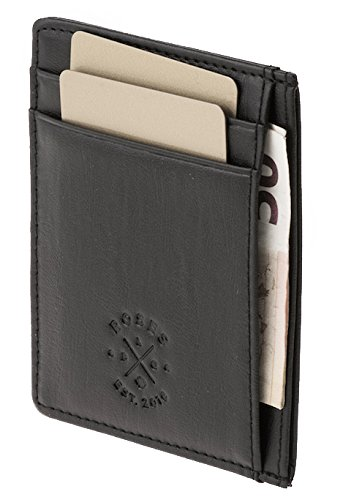 Geldbörse Herren, Portemonnaie Herren, Kartenetui, Geldbeutel, Brieftasche, Minimalist Wallet, Minimalistische Geldbörse