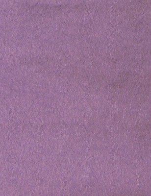 (Organic Cotton Fleece Fabric - 12 Ounce - Lavender - By the)