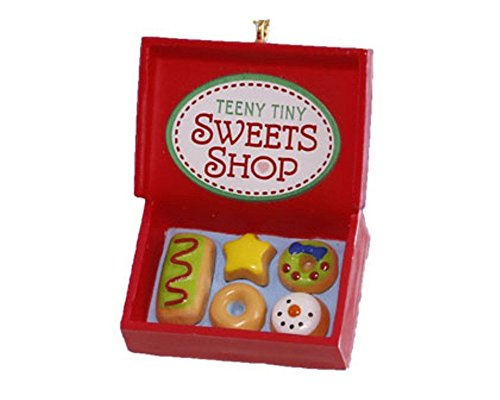Hallmark 2015 KOC Event Exclusive Limited MINIATURE Ornament Teeny Tiny Sweets Shop Only Available At the Kansas City Convention