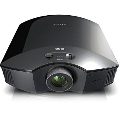 Sony VPLHW30AES 300-Inch 1080p Front Projector - Black