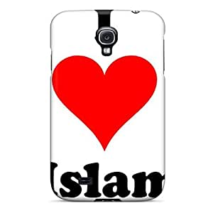 Hot Love Islam First Grade Tpu Phone Case For Galaxy S4 Case Cover