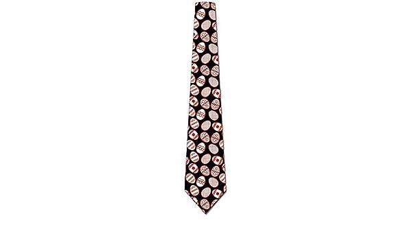 Huevo de pascua corbatas para hombre vacaciones rojo huevo corbata ...