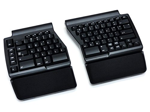 Newly Released Matias Ergo Pro Keyboard for PC, Low Force Edition, Version 2 by Matias