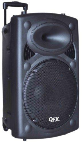QFX PBX-61080BT Bluetooth Portable Tailgate Speaker