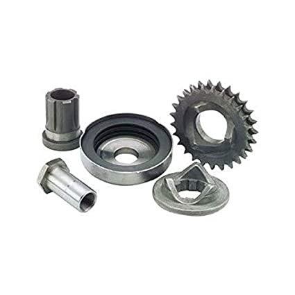 Amazon com: Twin Power Compensating Sprocket and Cover Kit for