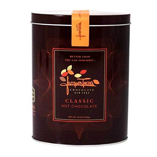 Jacques Torres Hot Chocolate - Classic 18oz Tin ()