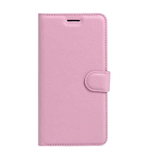 PU Card Flip HualuBro Case Retro T5 Phone T5 Handmade Leagoo Wallet Brown Credit Protective Leagoo Cover Wallet Leather for Pink Slots with ID Case Holder r8aqnIw8