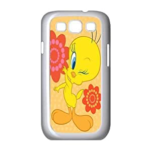 Pink Ladoo? Samsung S3 Case Phone Cover Hard Plastic Tweety Bird