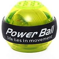 Verdelife Powerball handtrainer, Wonder Core, onderarmversterker, led-gyroscoop gyro voor fitnessapparatuur