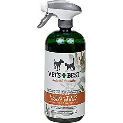 Vet's Best Flea & Tick Pet & Home Spray from Bramton Company