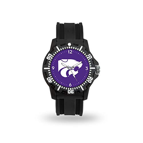 Rico Industries NCAA Kansas State Wildcats Model Three Watch