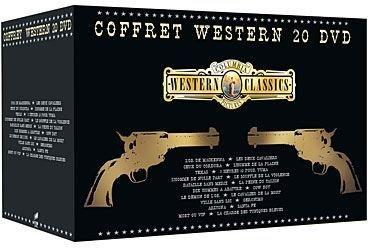 Classic Coffret (Coffret Western Classics - 20 DVD)