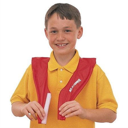 Athletic Aids Pinnies Child No - Tie Pinnie (Pinnie Set)