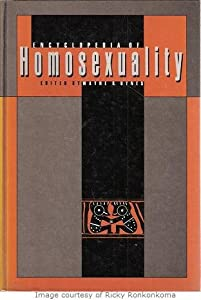 Encyclopaedia homosexuality wayne dynes