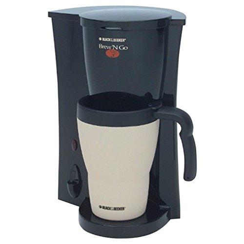 Black & Decker Automatic Shut Off Coffee Maker - 7