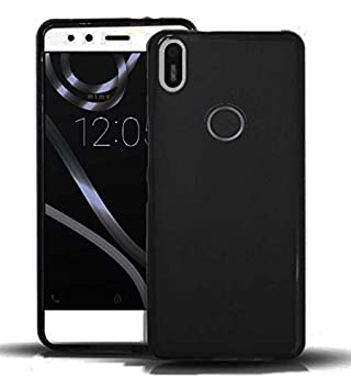 Funda TPU LISA para BQ AQUARIS X5 PLUS NEGRA