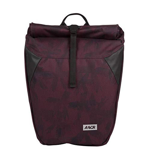 AEVOR Rolltop Backpack Palm Red