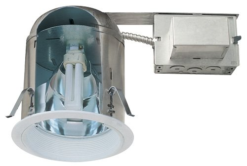 "Elco Lighting EL27RH213E 6"" Vertical CFL Remodel Downlight"