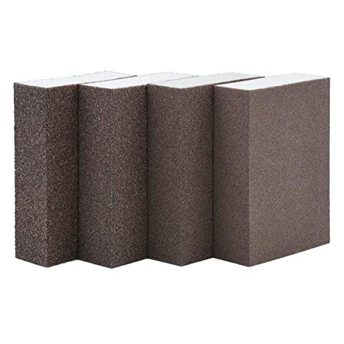 10 best sandpaper sponge coarse