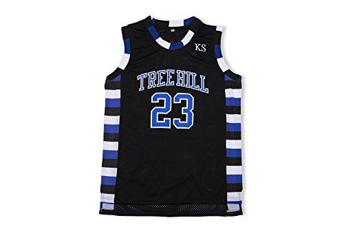 42f5e5b4cc40 Black Friday Jersey RAVENS Basketball Jersey One Tree Hill Jersey  23  Nathan Scott jersey. Tap to expand