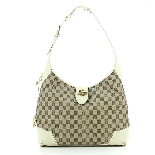 PIERO GUIDI 6109B3088 Shopper Mujer Leather TU Panna