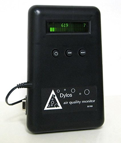 Dylos DC-1100-PRO-PC indoor air quality monitor