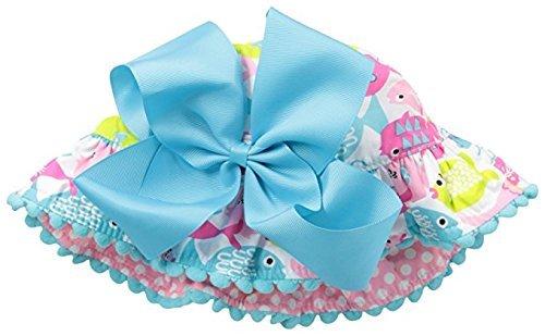 3b49103c1a1 Amazon.com  Mud Pie Baby Girl Little Girl s Under the Sea Fish Sun ...
