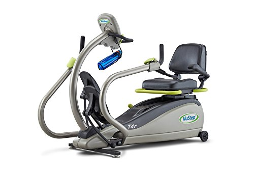 NuStep T4r Seated Elliptical Recumbent Cross Trainer by Nu Step