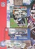 Tennessee Titans Eddie George 2001 NFL Diecast PT Cruiser with Fleer Ultra Card