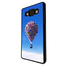 264 - Floating Balloon Doctor Who Tardis Design For Samsung Galaxy Grand Prime Fashion Trend CASE Back COVER Plastic&Thin Metal