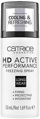 Catrice Cosmetics HD Active Performance - Spray para congelar ...