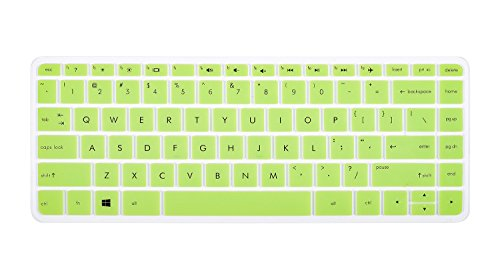 CaseBuy-Keyboard-Protector-Cover-for-HP-14-ab-14-ac-14-ad-14g-ad-14-an-14-ax-series14-ab010-14-ab167us-14-ac159n-14-ad006-14-an010nr-14-an013n-14-an080nr-14-ax010nr-14-ax020nrGreen