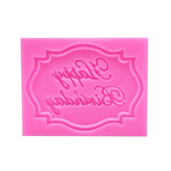 MOPKJH stampi Silicone Natalizi stampi in Silicone Natalizi Stampo di Natale Creativo Esclusivo Stampo Natalizio Stampo… 5 spesavip