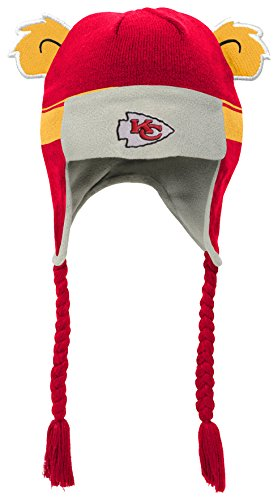 Kansas City Chiefs Helmet Head Beanie – Football Theme Hats b5103f91670f