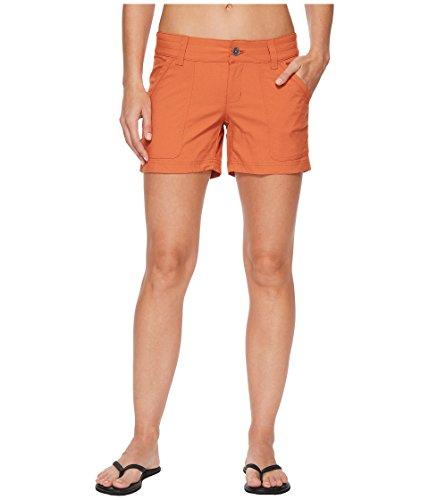 Columbia Women's Pilsner Peak Shorts, Tuscan Oxford, Size 4 x - Four Tuscan