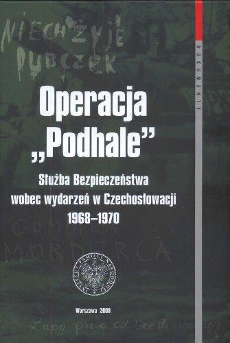 Operacja Podhale Lukasz Kaminski