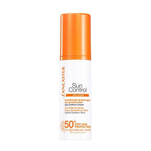 (Lancaster Sun Control Eye Contour Cream SPF 50+, 0.5 Ounce)