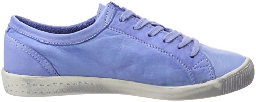 Washed Blue Isla lavender Blau Baskets Softinos 562 Femme pOaqww