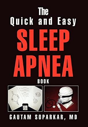 The Quick and Easy Sleep Apnea Book