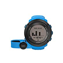 Suunto Ambit3 Vertical (HR) Multisport GPS Watches with Heart Rate Monitor (Blue)