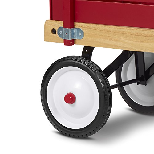 Radio Flyer Town and Country Wagon by Radio Flyer (Image #4)