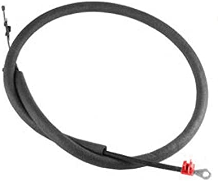 Jeep Wrangler JK Heater AC Temperature Control Cable with Clip