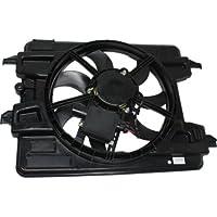 MAPM Premium HHR 08-10 RADIATOR FAN SHROUD ASSEMBLY, 2.0L Eng., w/ Fan Control Module
