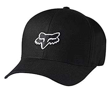 1cc956e44 Amazon.com  Fox Racing Boys Legacy Flexfit Hat-Black  Childrens ...