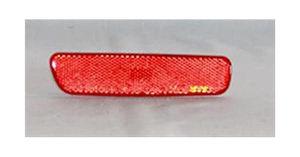 OE Replacement Side Marker Light Assembly LEXUS IS300 1999-2003 Partslink LX2861101 Multiple Manufacturers LX2861101C