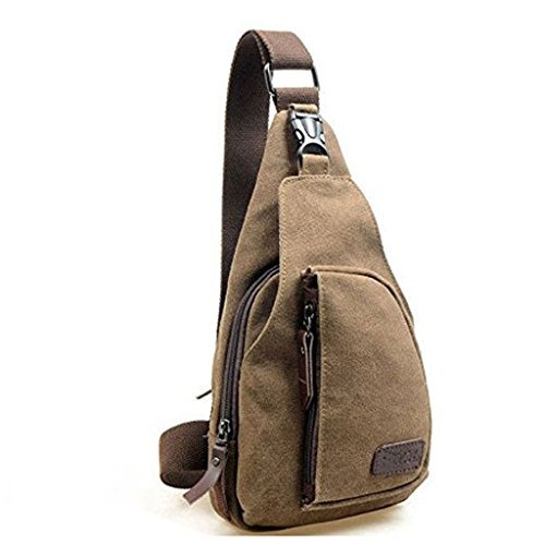 Vivoice Unbalance Backpack Adjustable Shoulder