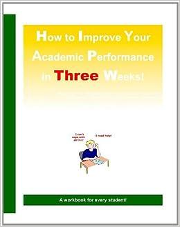 Managing Academic Performance